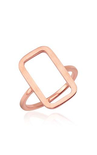 Rome 14K Rose Gold Ring
