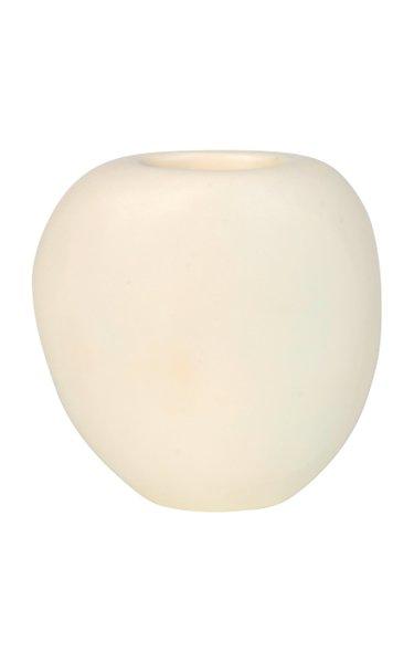 Round Skipping Stone Vase