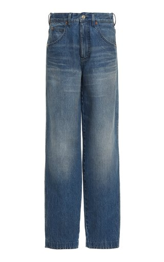 Diana Rigid High-Rise Wide-Leg Jeans