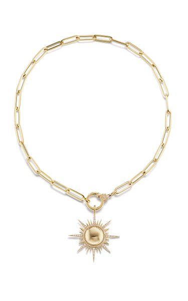 Il Sole 18K Yellow Gold Necklace