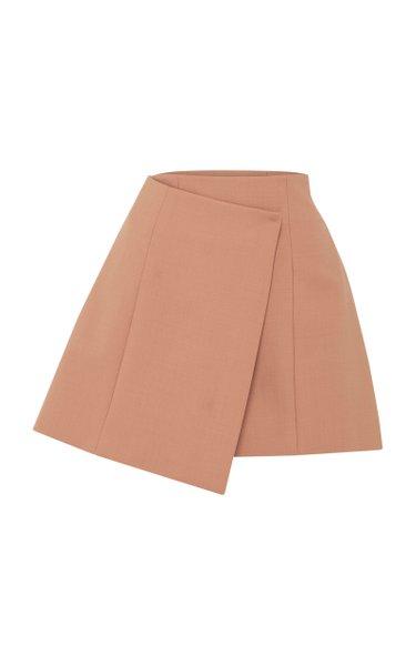 Delilah Twill Mini Skirt