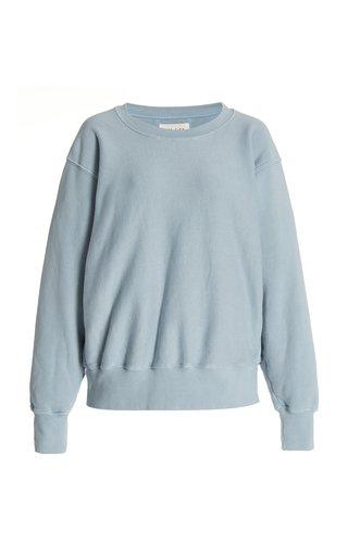 Classic Fleece Cotton Crewneck Sweatshirt