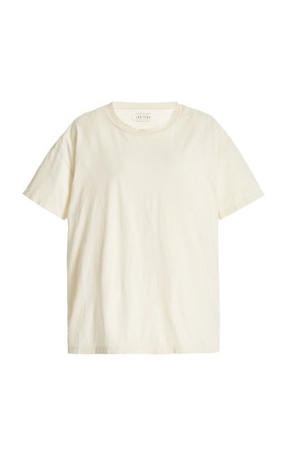 Oversized Organic Cotton T-Shirt