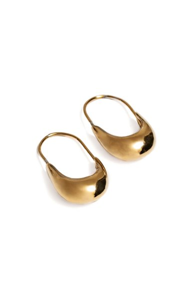 Marta 14K Gold-Plated Earrings