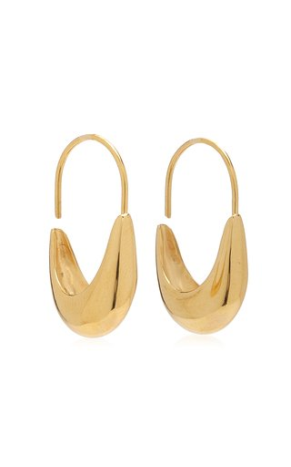 Marta 14K Gold-Plated Earrings