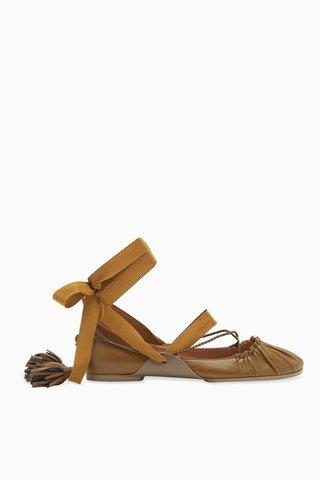 Aura Ballet Flats