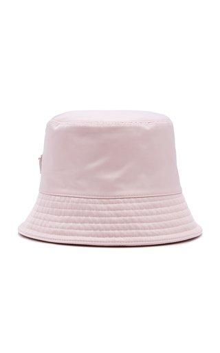 Logo-Embellished Shell Bucket Hat