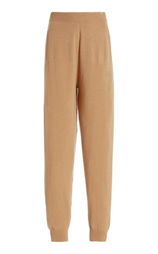 Delta Wool-Blend Jogger Pants