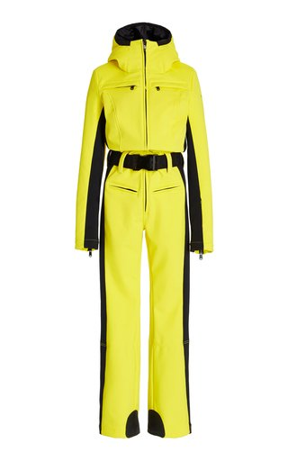 Parry Hooded Shell Ski Suit