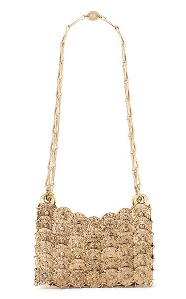 Gold-Tone 1969 Shoulder Bag
