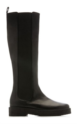 Palamino Knee-High Leather Boots