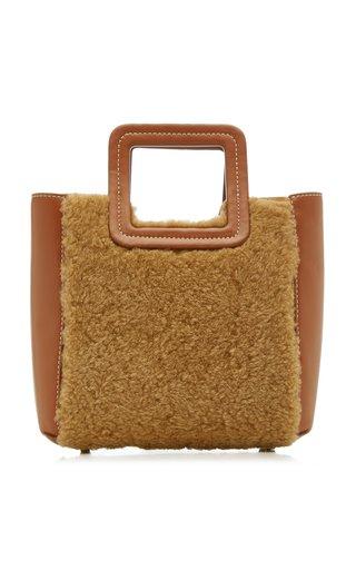 Mini Shirley Shearling Bag