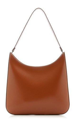 Alec Leather Shoulder Bag