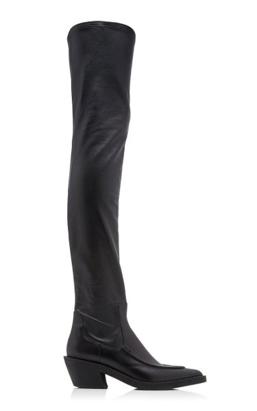 Charleston Over-The-Knee Boots