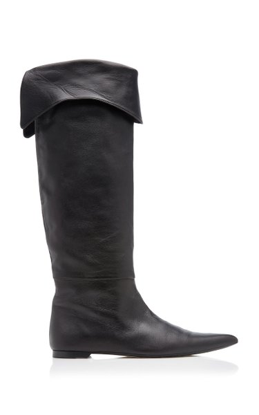 Diego Leather Boots