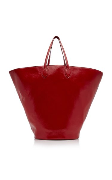 Patent Leather Large Osa Tote