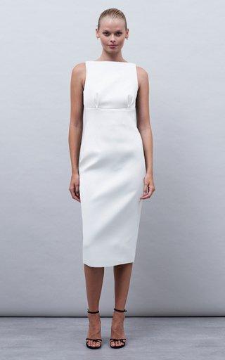 Hamlin Crepe Midi Dress