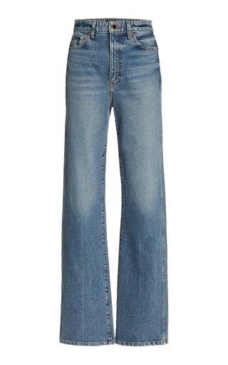 Danielle Stretch High-Rise Slim-Leg Jeans