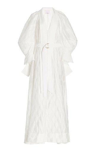 Parker Jacquard Maxi Dress
