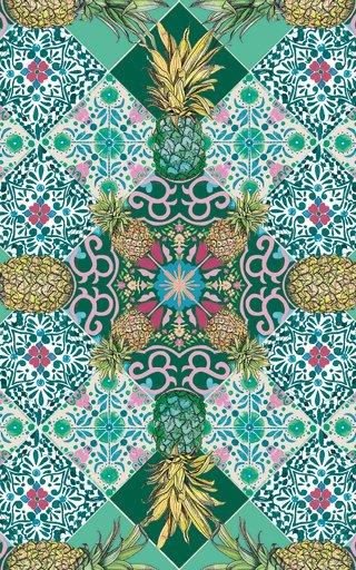 Matthew Williamson Cotton Tablecloth