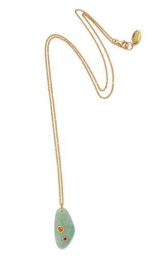Ceremony Gold Vermeil Multi-Stone Necklace