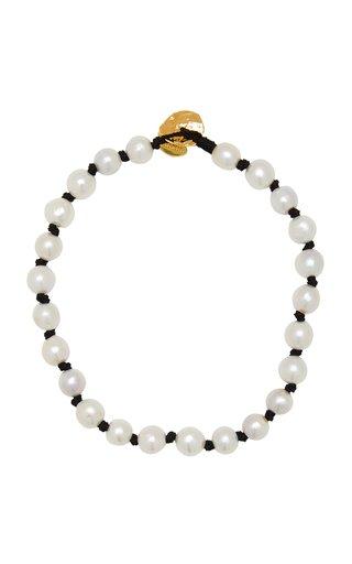 Cruz Pearl Necklace