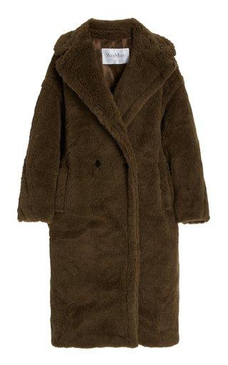 Tedgirl Alpaca, Wool and Silk-Blend Coat