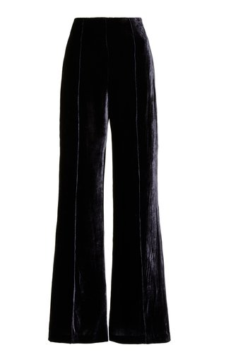 Amadea Flared Velvet Pants