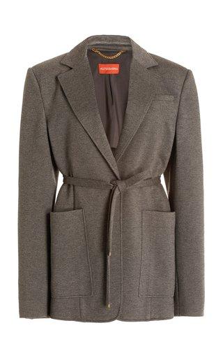 Prescott Belted Knit Blazer