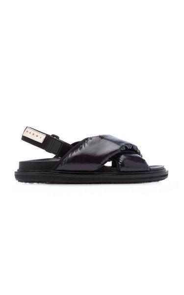 Fussbett Padded Nylon Sandals