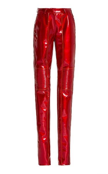 Vinyl Skinny Pants