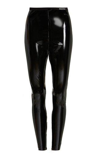 Stretch Vinyl Leggings