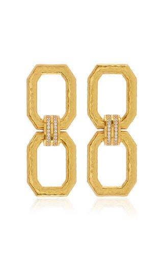 24K Gold-Plated Wendy Earrings