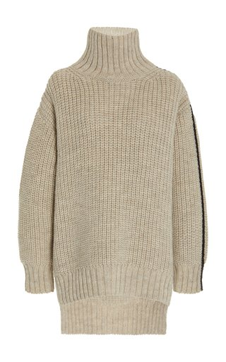 Debra Hand-Knit Wool Sweater