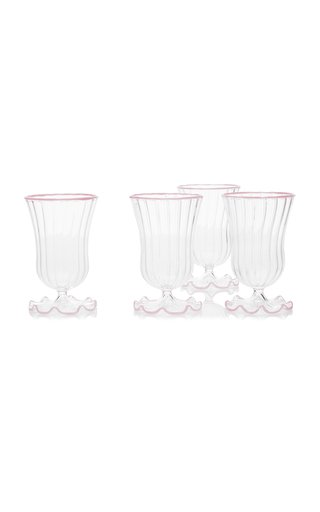 Set-Of-Four Water Glasses