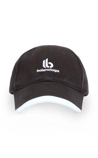Logo-Embroidered Cotton Baseball Cap