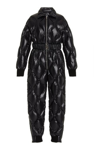 Quilted Padded Jumpsuit
