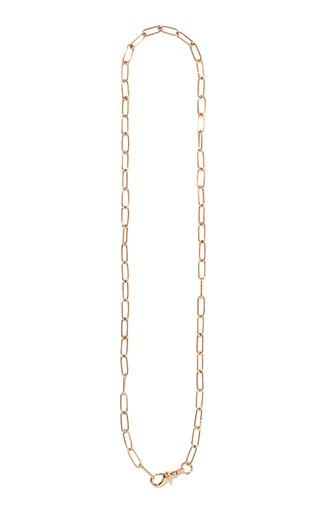 Classic 18k Gold Chain Necklace