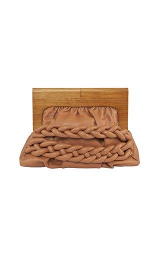 Time To Balance Vegan Leather Clutch Bag