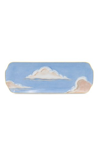 Ciels Bleus Cake Platter