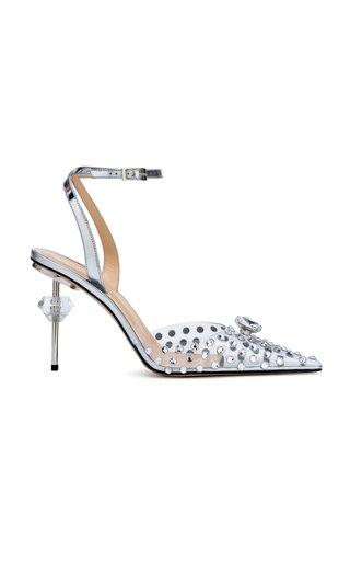 Double Diamond High Heels