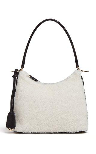 Murphy Shearling Shoulder Bag