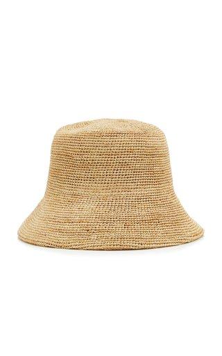Inca Raffia Bucket Hat