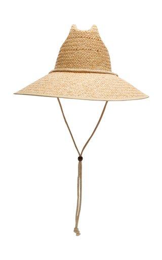 The Vista Raffia Hat