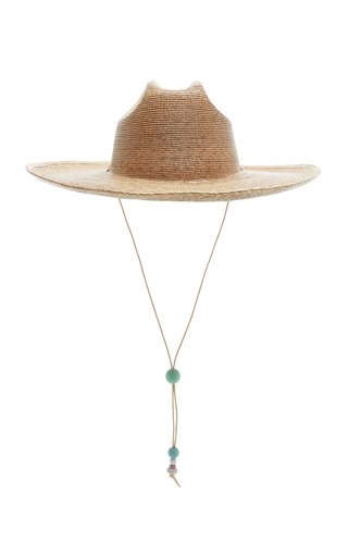 Western Desert Palma Raffia Hat