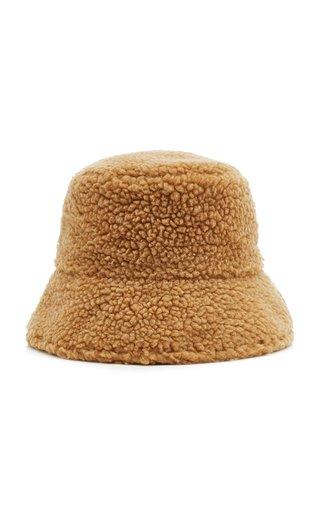 Teddy Faux Shearling Bucket Hat