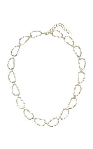Karen Gold Vermeil-Plated Necklace
