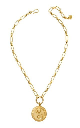 In Sync 24K Gold-Plated Necklace