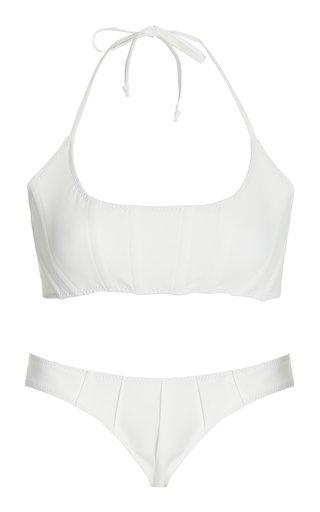 Corset Halter Bikini