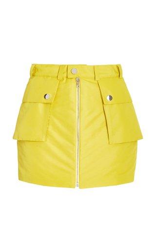 Shell Mini Cargo Skirt
